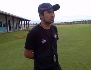 Ex-preparador físico do Mixto Robert Yoshio (Foto: Fábio Ramirez/Mixtonet)