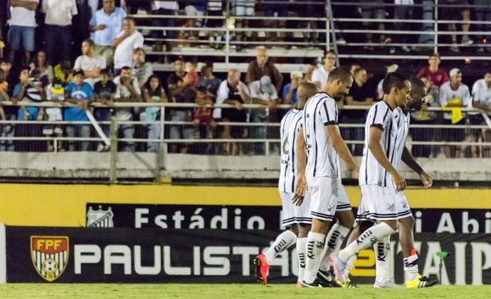 Bragantino eliminação (Foto: Rafael Moreira/C.A. Bragantino)