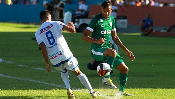 Itumbiara x Goiás (Foto: Rosiron Rodrigues/Goiás E.C.)