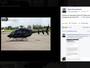 Dono de helicóptero que caiu em Jundiaí é enterrado em SP