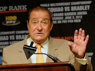 Bob Arum agente boxe (Foto: Getty Images)
