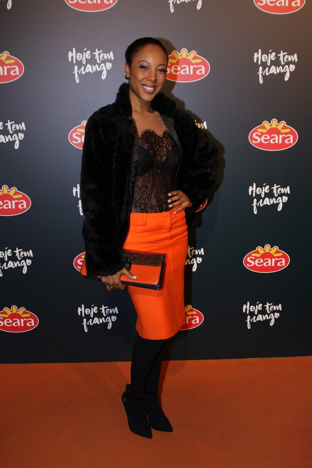 Negra Li (Foto: Thiago Duran/AgNews)