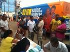 Ação oferece serviço médico gratuito para homens do bairro do Rio Sena
