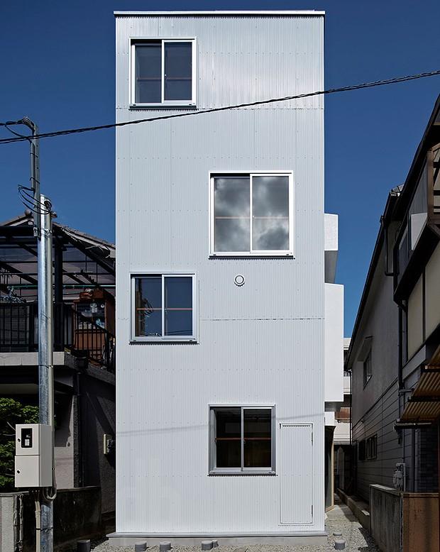 A fachada da casa (Foto: Divulgação)