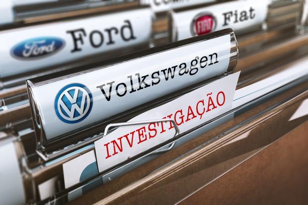 Cade investiga Ford, Volkswagen e Fiat (Foto: Autoesporte)