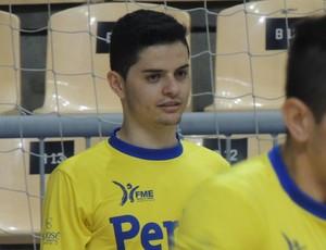 Dian Jaraguá Futsal (Foto: João Lucas Cardoso)