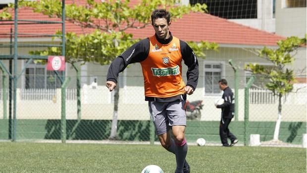 Gutti, zagueiro do Figueirense (Foto: Luiz Henrique, Divulgação / Figueirense FC)