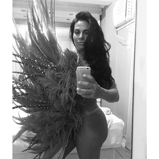 Solange Gomes (Foto: Instagram/ Reprodução)
