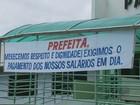 Servidores sofrem com atrasos no pagamento em Carmo do Rio Claro
