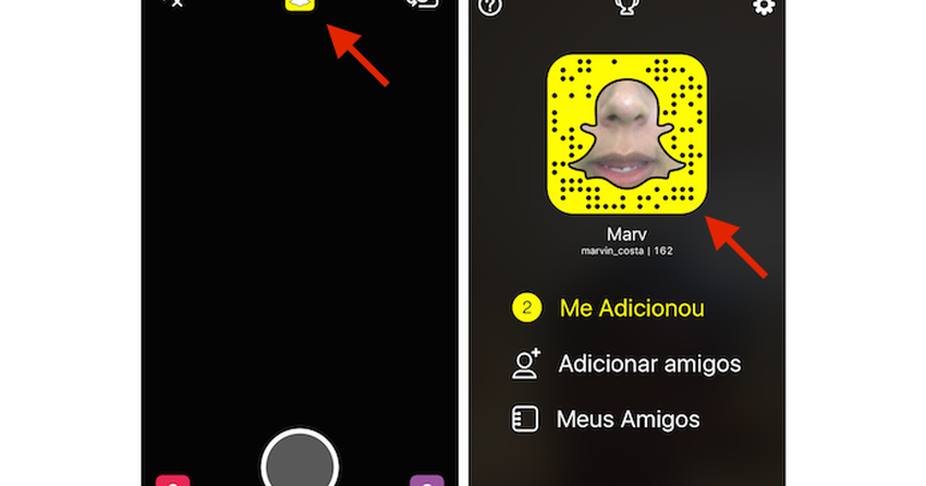 Como baixar a GIF de perfil do Snapchat no iPhone | Dicas