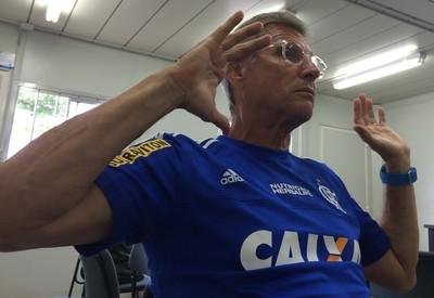 Oswaldo de Oliveira (Foto: Ivan Raupp)