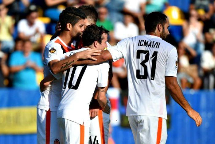BLOG: Copa da Ucrânia: Bernard dá assistência, Eduardo faz golaço, e Shakhtar avança