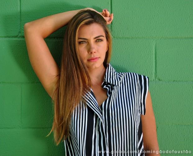 Letícia Wiermann (Foto: Jacson Vogel / TV Globo)