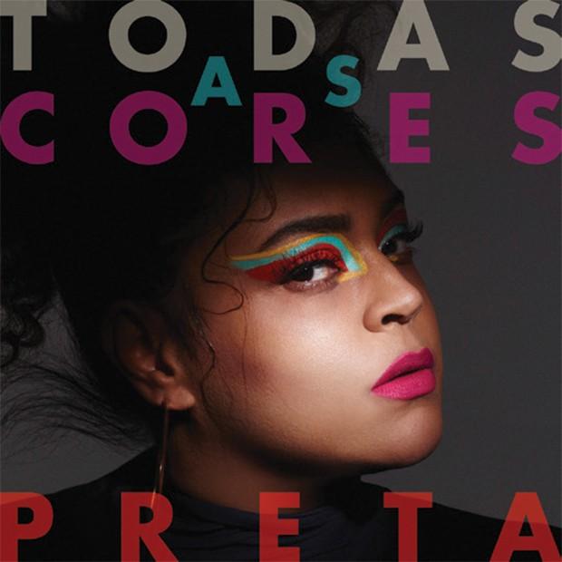 Capa do novo disco Todas as Cores, com direção de arte assinada por Giovanni Bianco.  (Foto: Divulgação, André Passos, Nino Andres)