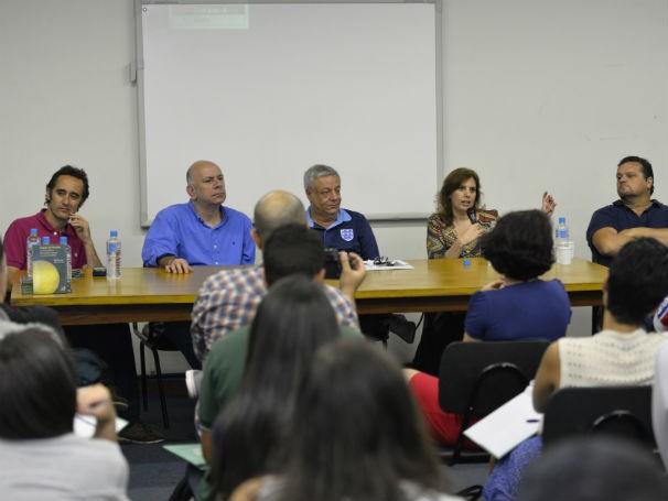 Seminário (Foto: Renato Velasco)