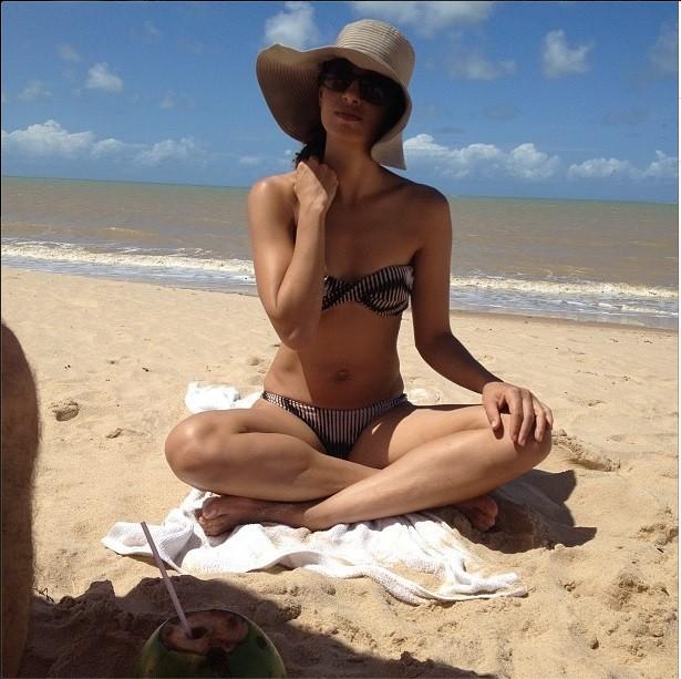 Camila Pitanga (Foto: Reprodução Instagram)