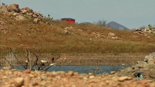 Com 516 milímetros de chuva em 5 anos, Ceará tem pior seca desde 1910
