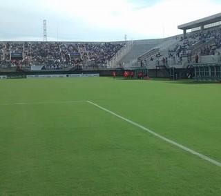 Votuporanguense x Portuguesa, Série A2, Campeonato Paulista (Foto: Divulgação/ Votuporanguense)