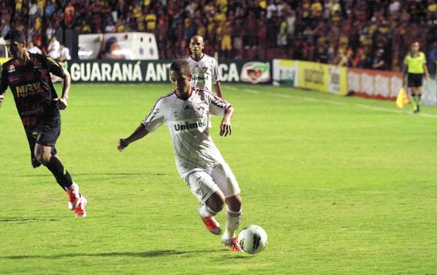 Marcos Junior Fluminense x Sport (Foto: Renato Spencer / Photocâmera)
