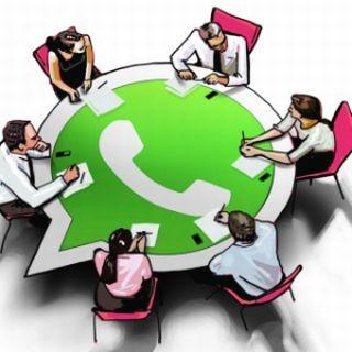 Grupo WhatsApp (Foto: Arquivo Google)