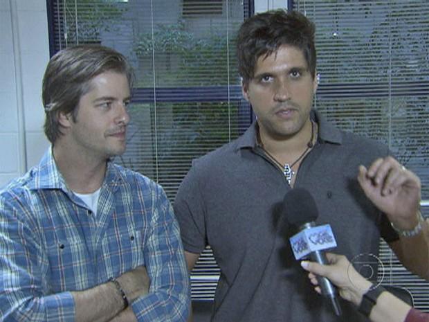 Victor e Leo fazem novo desafio para o vencedor do Super Chef (Foto: Mais Você / TV Globo)