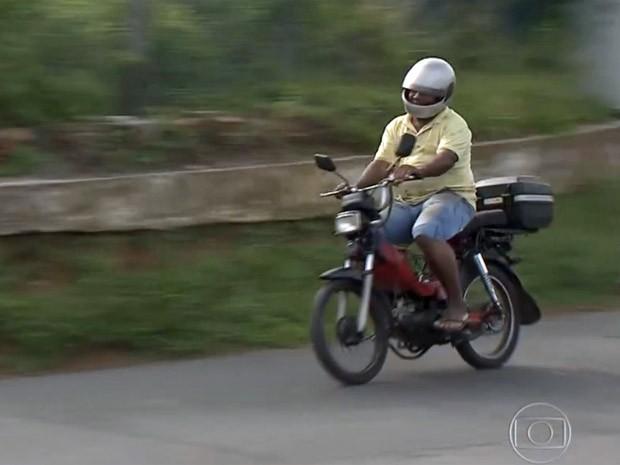 Cobrança de habilitação para guiar 'cinquentinhas' fica para novembro, diz Denatran (Foto: TV Globo)