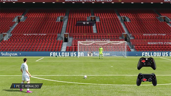 6816d679bd10d Como cobrar faltas com chute de letra em Fifa 16 e marcar golaços ...