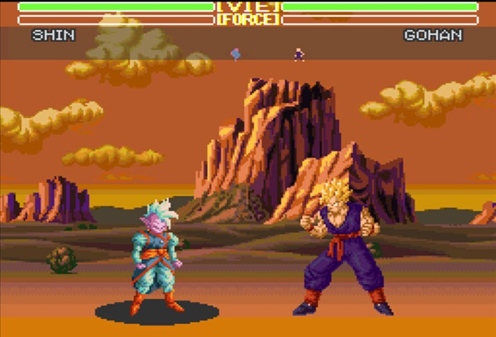 Dragon Ball Z: Ultime Menace (Foto: Divulgação)