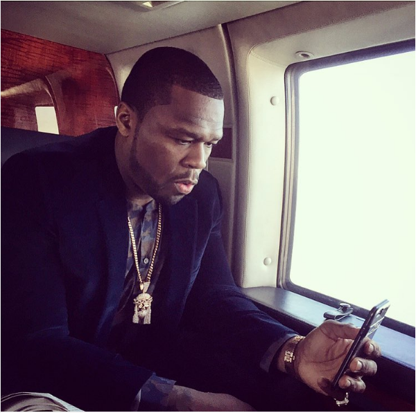 O rapper 50 Cent  (Foto: Instagram)