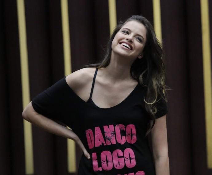 Quem quer ver Agatha Moreira no funk? (Foto: Fábio Rocha/Gshow)