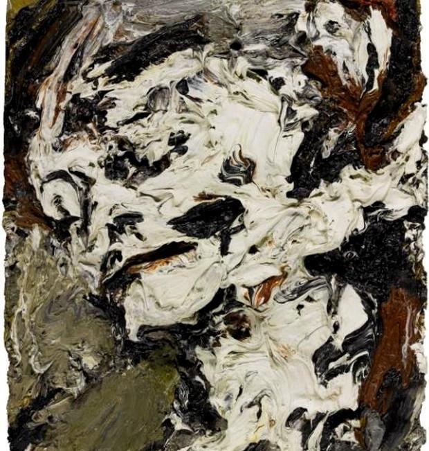 'Head of Gerda Boehm', de Frank Auerbach  (Foto:  Divulgação)