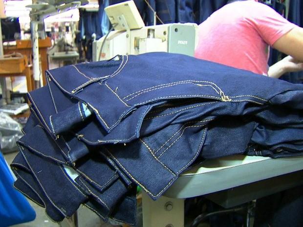 4376663102 Taguaí é conhecida como um dos polos de confecção de jeans - GSHOW ...