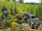 Professora morre e sobrinha fica ferida após acidente em Inhumas, GO