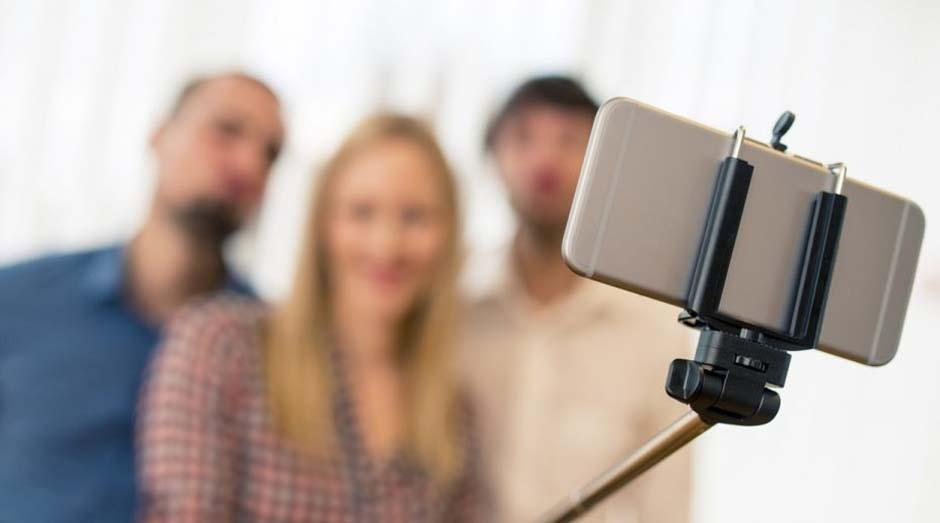 Selfie: o que vale é sair bonito na foto (Foto: Reprodução)
