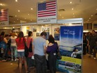 Feira em Curitiba traz novidades para interessados em estudar no exterior