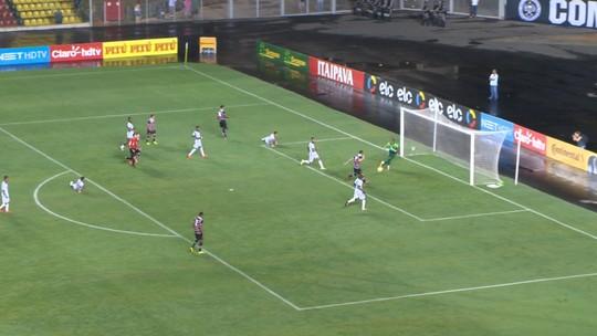 Santa Cruz derrota o Rio Branco-ES no jogo de ida da Copa do Brasil 2016