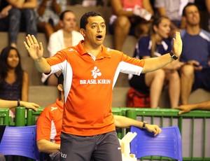 Alexandre Stanzioni Vôlei Brasil Kirin Campinas (Foto: Divulgação / Brasil Kirin)