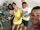 Grupo enfeita Centro de Formiga com garrafas pets para o Natal
