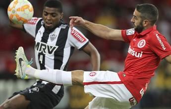 SporTV acompanha Atlético-MG x Inter nesta quarta-feira na volta do Brasileiro