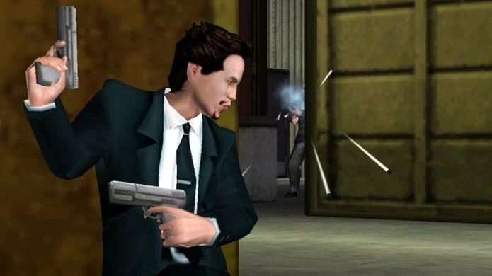 100 Bullets parecia um jogo promissor para o PlayStation 2 (Foto: Reprodução/GameKult)