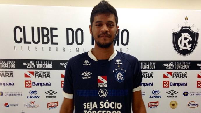 kIROS (Foto: Raphael Graim/ Ascom Clube do Remo)