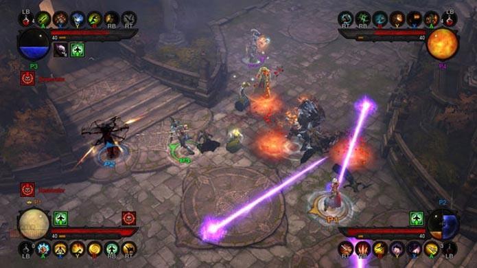 Diablo 3 Ultimate Evil Edition chega aos consoles (Foto: Divulgação)