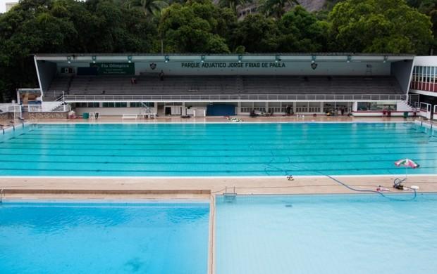 parque aquático do fluminense (Foto: Repreodução/Site Oficial do FluminenseFC)