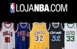 Compre os produtos oficiais da NBA (Divulgação NBA)
