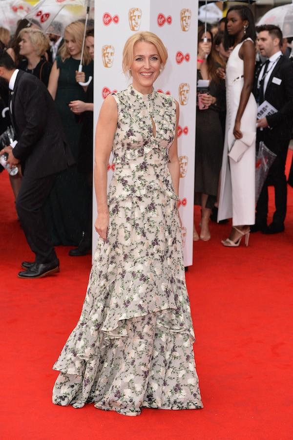 A atriz Gillian Anderson (Foto: Getty Images)