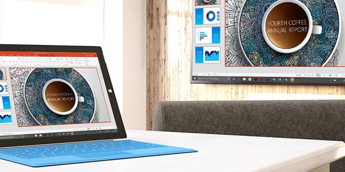 Microsoft Wireless Display Adapter chega ao Brasil por R$ 349 (Foto: Divulgação/Microsoft)