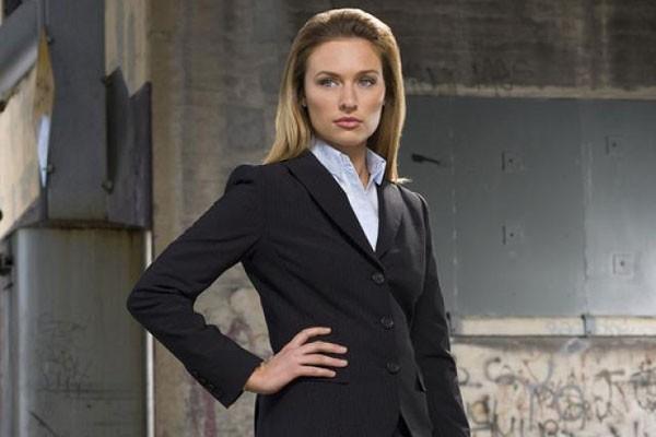 Kim Greylek (Michaela McManus) (Foto: .)