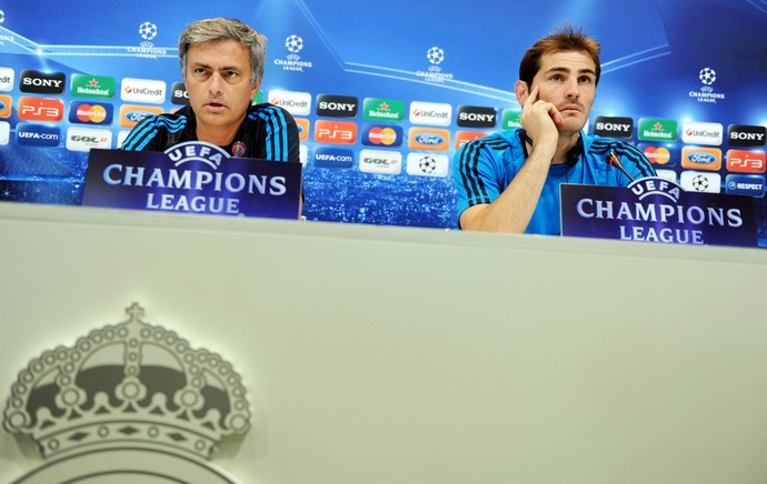 Mourinho Casillas Real Madrid (Foto: Getty Images)