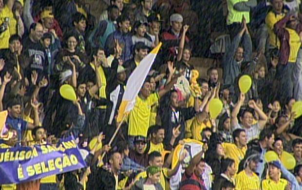 Cene x Naviraiense - Final (Foto: Reprodução/TV Morena)