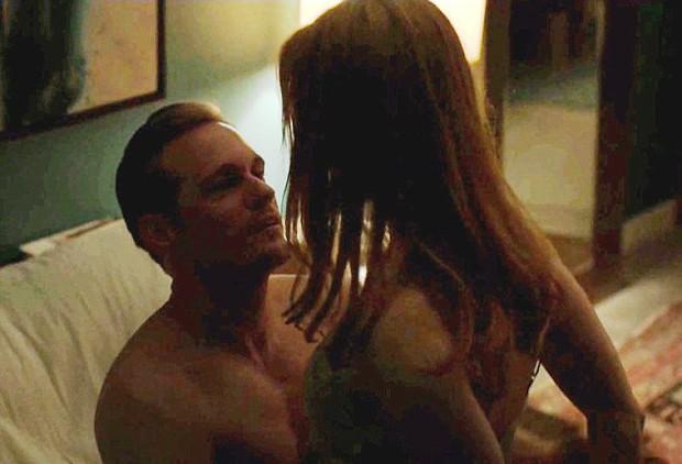 Nicole Kidman e Alexander Skarsgård (Foto: Reprodução/HBO)